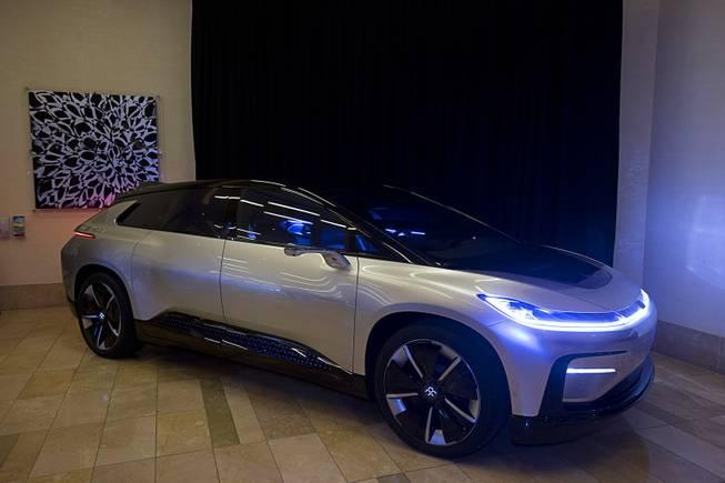 Electric Car Maker Faraday Future Leases California Plant