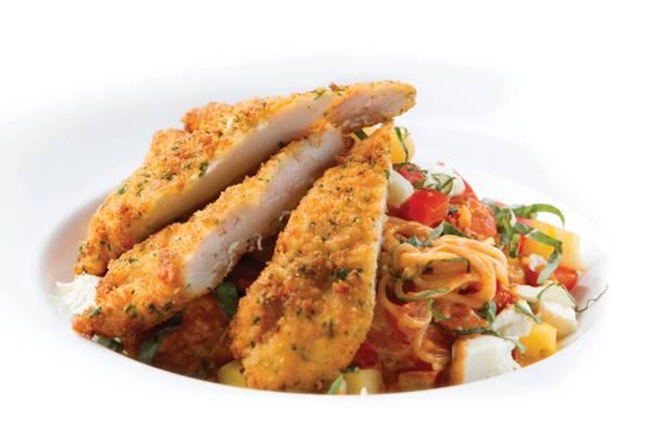 Recipe: Chicken Caprese Rosa