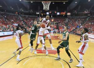 UNLV Basketball Versus Colorado State