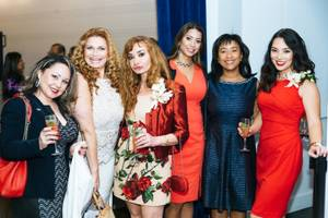 Vegas Inc commemorated its annual special publication of Women to Watch with an event in the Havana Room at Tropicana Las Vegas where they recognized 2017s Women to Watch honorees with a special awards program, congratulatory cocktails, light bites and pampering by Sephora, Tuesday, Feb. 7, 2017.