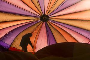 Fourth Annual Pahrump Hot Air Balloon Festival