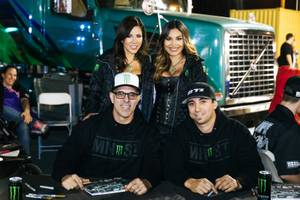 The Mint 400 Rugged Radios Meet & Greet and Method Race Wheels Pit Crew Challenge