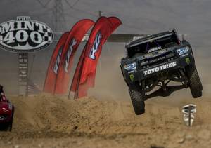2017 Mint 400 Off-road Race