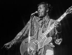 Chuck Berry In Las Vegas