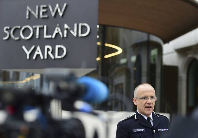 Terrorist behind London attacks had been investigated by MI5