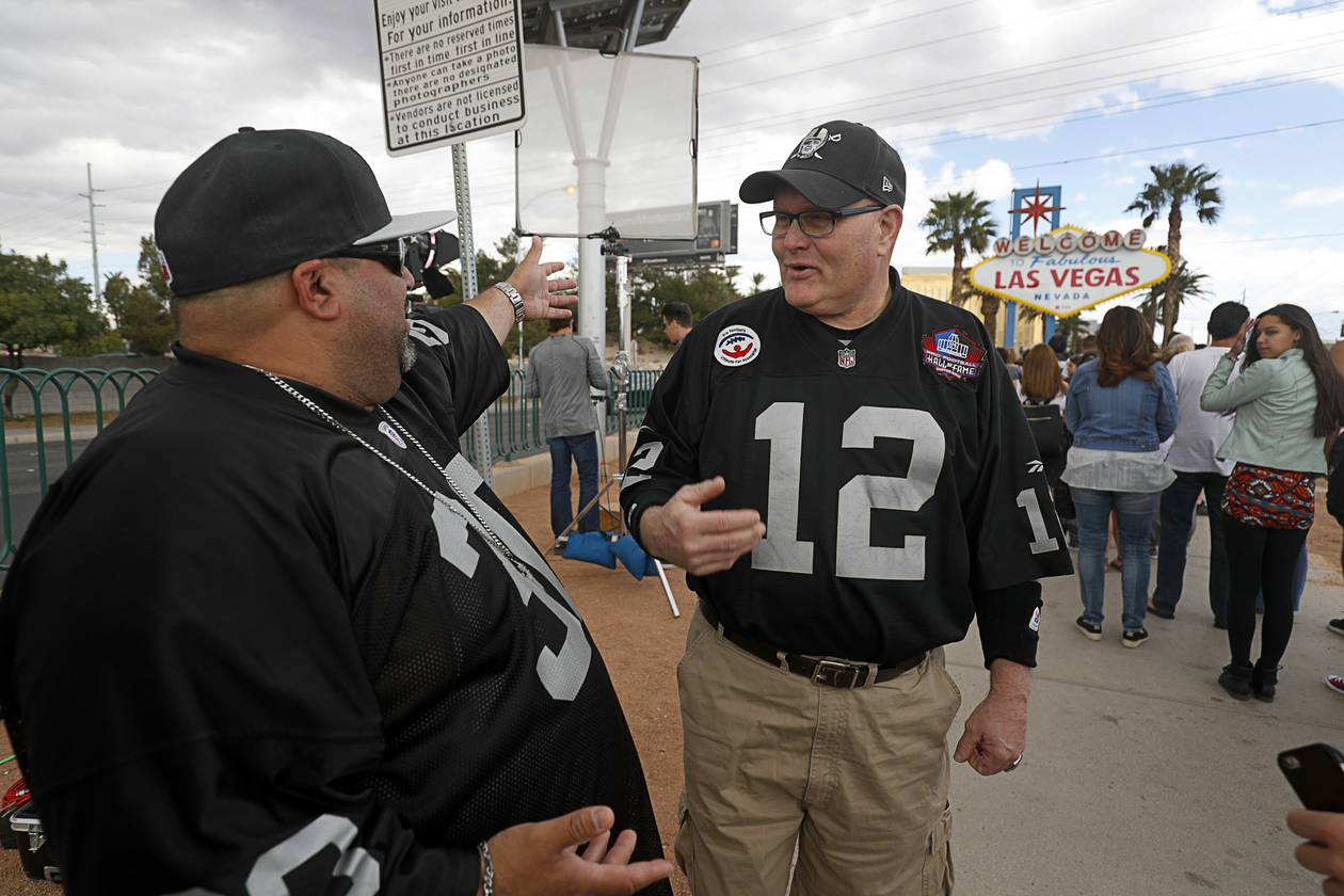 The Las Vegas Raiders are official. The Oakland Raiders will move to Las Vegas and begin playing in the desert starting with the 2020 season. National Football League owners approved the team's application to relocate to Southern Nevada at their annual meeting this morning at ...