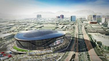 Years before they open their new $1.9 billion home, the Las Vegas Raiders need to line up a few wealthy houseguests. What major events follow the Raiders and co-tenant UNLV football into the 65,000-seat facility will determine much of the project's success, as the two teams will combine to occupy the building fewer than ...
