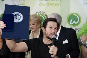 Wahlburgers Opening Event