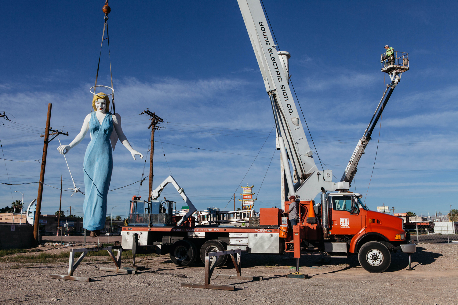 the blue angel is coming down to earth - las vegas weekly