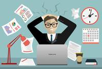 More than half of workers said they are stressed at work on a day-to-day basis, and 60 percent said work-related pressure had increased in the past five years, according to a new survey by Menlo Park, Calif.–based staffing firm Accountemps ...
