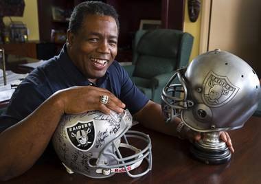 I was blessed to play for the Raiders in both Oakland and Los Angeles after growing up in Las Vegas. I'm honored to be a part of Raider Nation, which to me is something that's ...