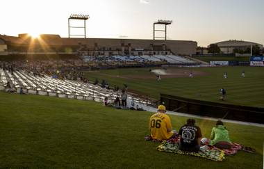 We've always had professional sports, and a pretty darn good franchise to boot, in the Las Vegas 51s. They are our first love. They've been there year after year when we needed a night of sports entertainment, whether it was a fireworks promotion, dollar-beer night or for our kids to ...