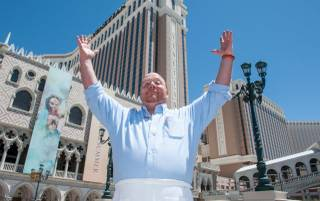 A Taste of Italy with Mario Batali at the Palazzo on Saturday, June 1, 2013.