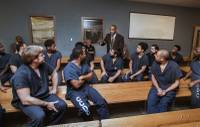 """You want to reduce recidivism, invest in education,"" said Jon Ponder, founder and CEO of the nonprofit Hope for Prisoners, which helps those who've been incarcerated through the process of re-entering society."