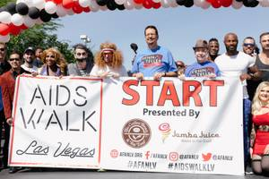 27th Annual AIDS Walk Las Vegas