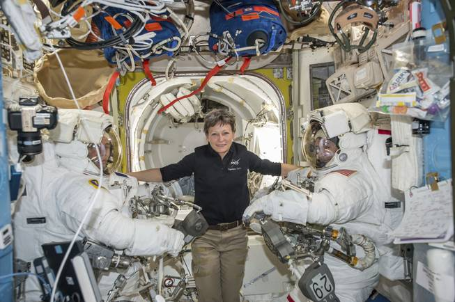Astronaut Peggy Whitson Sets New NASA Record For Most Days In Space
