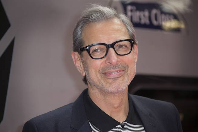 Jeff Goldblum to return for 'Jurassic World 2'