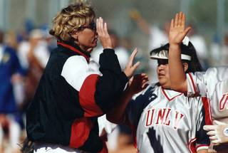 Former UNLV softball coach Shan McDonald, who amassed 511 victories in 17 seasons and led the Rebels three appearances in the Women's College World Series, will be inducted into the UNLV Athletics Hall of Fame.