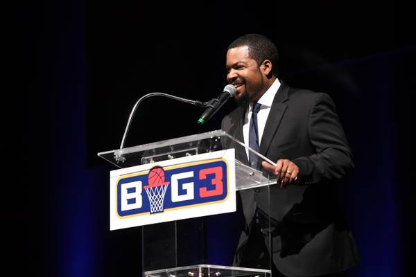 Ice Cube, President Of Raider Nation, Embraces Move