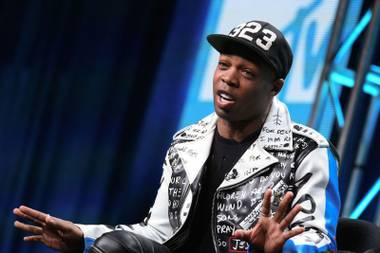 Todrick Hall performs in Las Vegas for the second time this week.