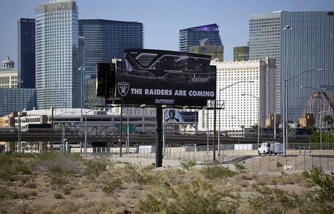 Raiders stadium in Las Vegas slated for 2020 regular season