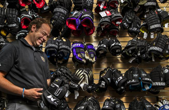 Calculating the costs of outfitting an NHL player — it's