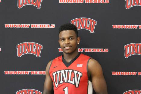 Point guard Amauri Hardy  from Michigan is part of the UNLV basketball programs 2017 signing class. Courtesy Image