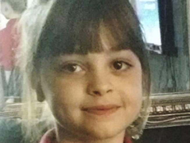 Manchester bombing victim, 8, was