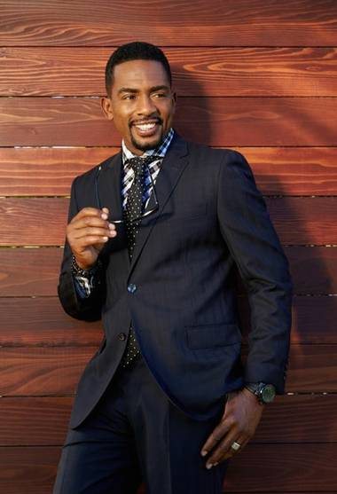 Bill Bellamy performs for the first time at Green Valley Ranch Resort on May 27.