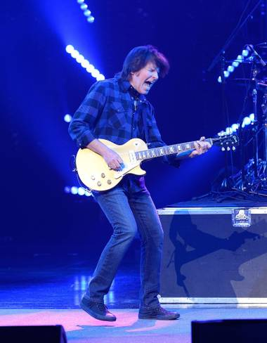 John Fogerty wraps his second run at Encore Theater over Memorial Day Weekend.