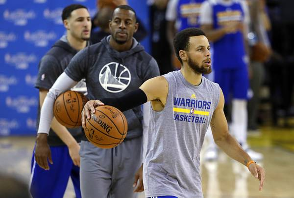 A video game simulation has them going the distance. All seem to agree on  the Golden State Warriors winning. Beaten last year by Cleveland s ... c7931224c