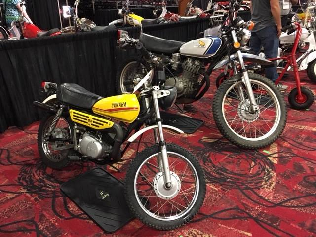 The two-day Mecum Las Vegas Motorcycle Auction features bikes from the early 1900s through today and in a broad range of sizes, from minibikes to road cruisers. Bidding is scheduled to get underway Friday, June 2, 2017, at the South Point Exhibit Hall.