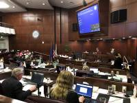 The state is moving forward with what one lawmaker called a more holistic approach to criminal justice, but has held off on shortening certain sentences. ...