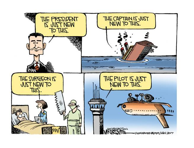 Image One:  Paul Ryan says,