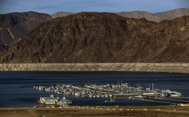 Lake Mead Water Levels