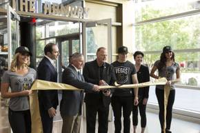 The Golden Knights Official Store Opening