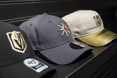 "The Las Vegas Golden Knights Official team store, ""The Armory"", celebrates it's grand opening at the T-Mobile Arena, Monday June 19, 2017."