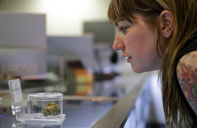 Where to buy recreational marijuana in Las Vegas - Las Vegas