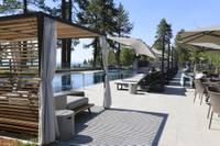 More than two decades after developers first faced a series of stringent regulations, a $100 million lodge has opened on the south shore of Lake Tahoe to rave reviews from politicians, business leaders and environmentalists. Completion of the ...