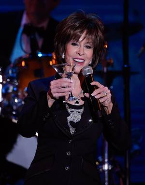 Deana Martin Honors Her Late Father Dean Martin