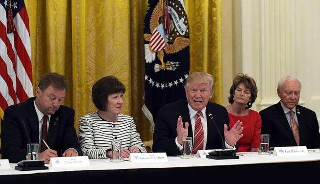 Republican senator has 'very serious' concerns on U.S. health-care bill