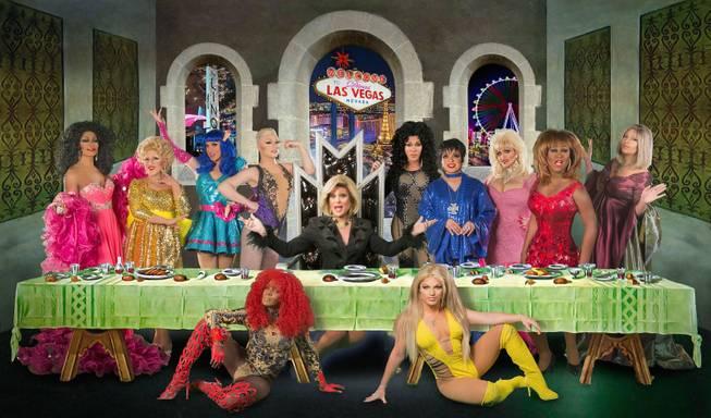 Frank Marino's 'Divas Las Vegas' takes on afternoon