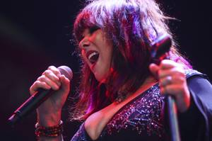 Ann Wilson of Heart In Concert