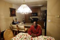 Yul Dorn and his wife raised their son and daughter in a three-bedroom home crammed with family photos, one they bought in a historically African-American neighborhood in ...