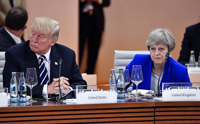 Trump isolated as U.S. slowly detaches from G-20 positions