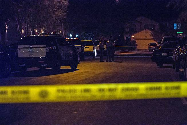 Father kills boy, 4, stabs mom and kills himself in Vegas