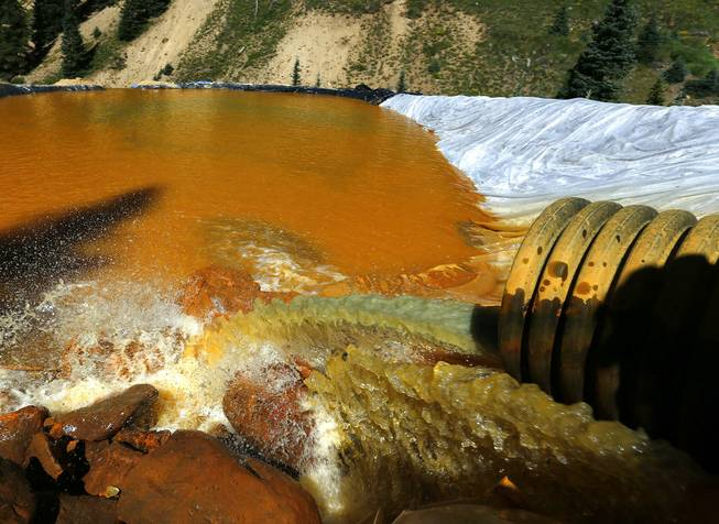 Utah Seeking Nearly $2B From EPA Over 2015 Gold King Mine Spill