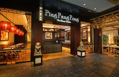 Daytime dim sum, family dinner or late night noodle fix, Ping Pang Pong continues to be a true Vegas food institution
