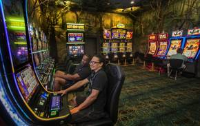 Emerald Island Casino Expands