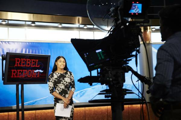 TV show produced by UNLV students wins Emmy Award
